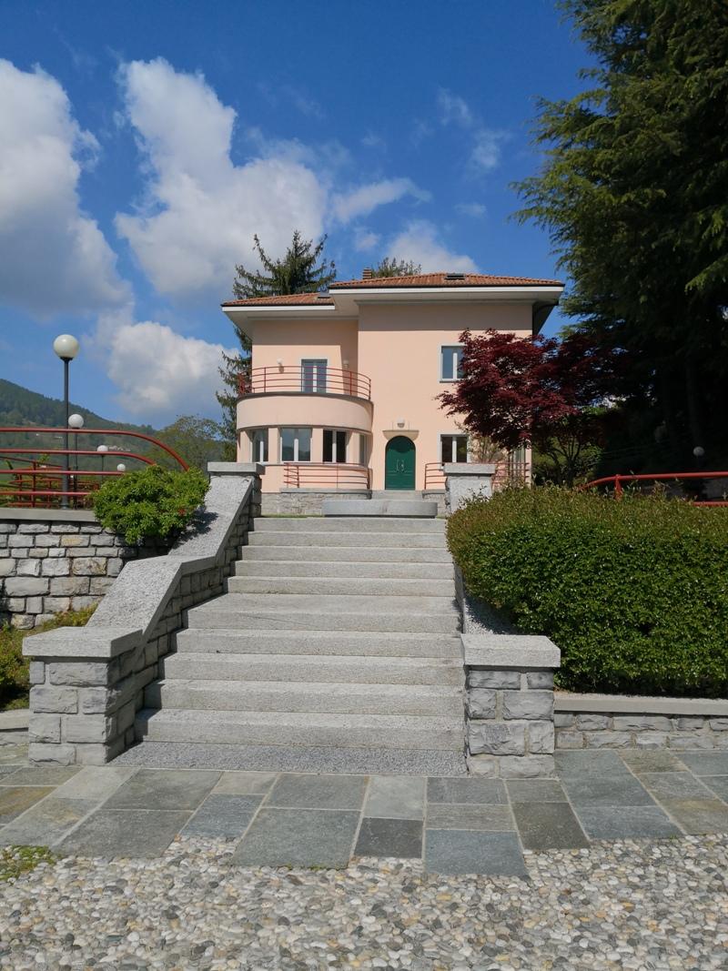 Lago Como Elegante Villa in vendita San Fedele Intelvi