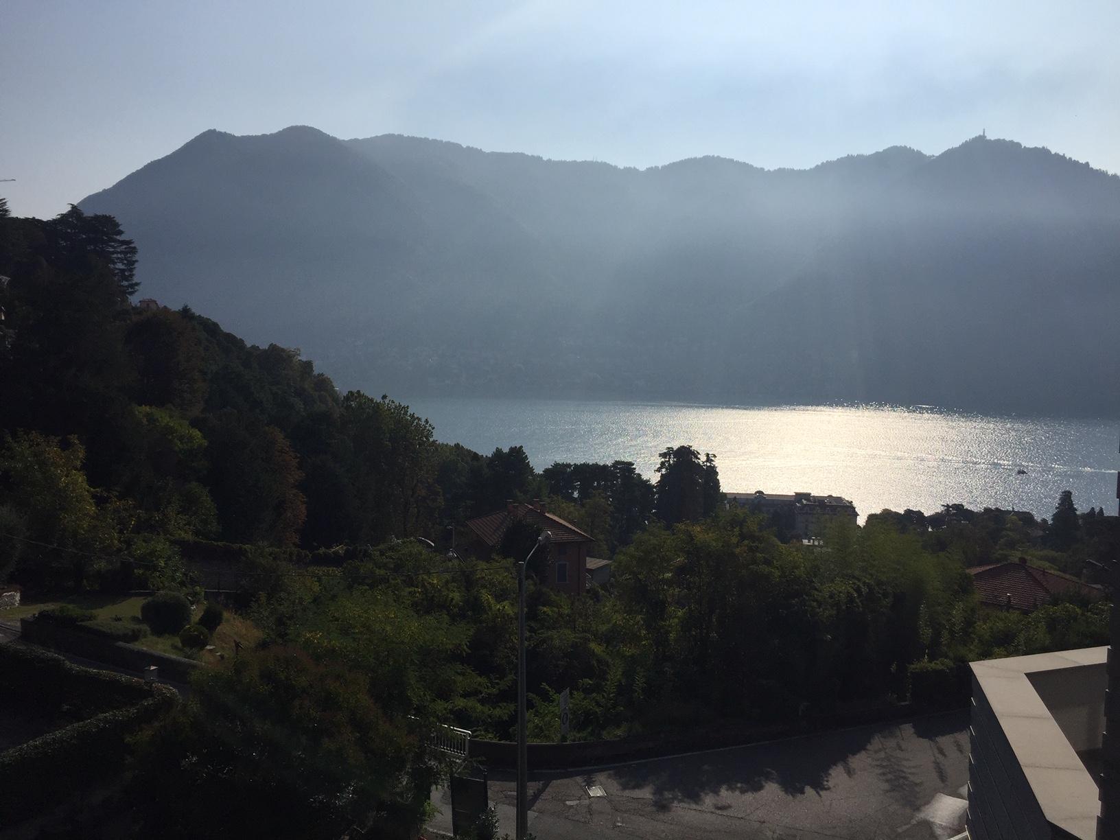 Cernobbio appartamento in vendita vista lago