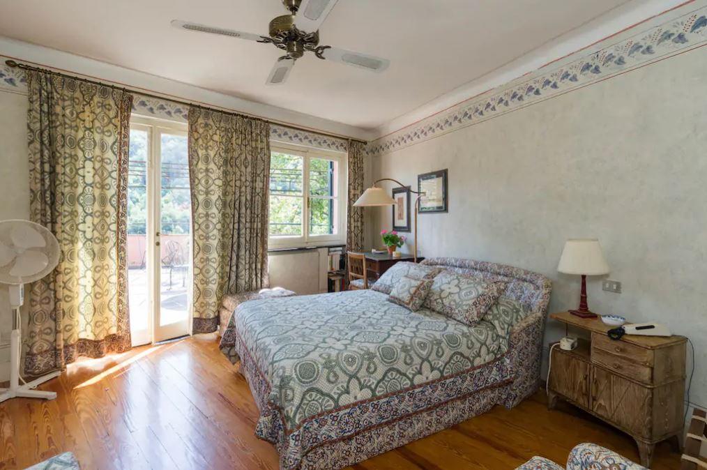 Una delle sette Camere da letto