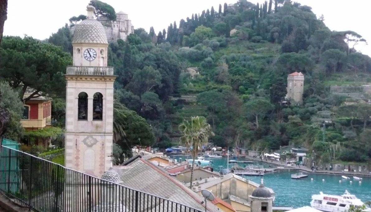 vista su Portofino