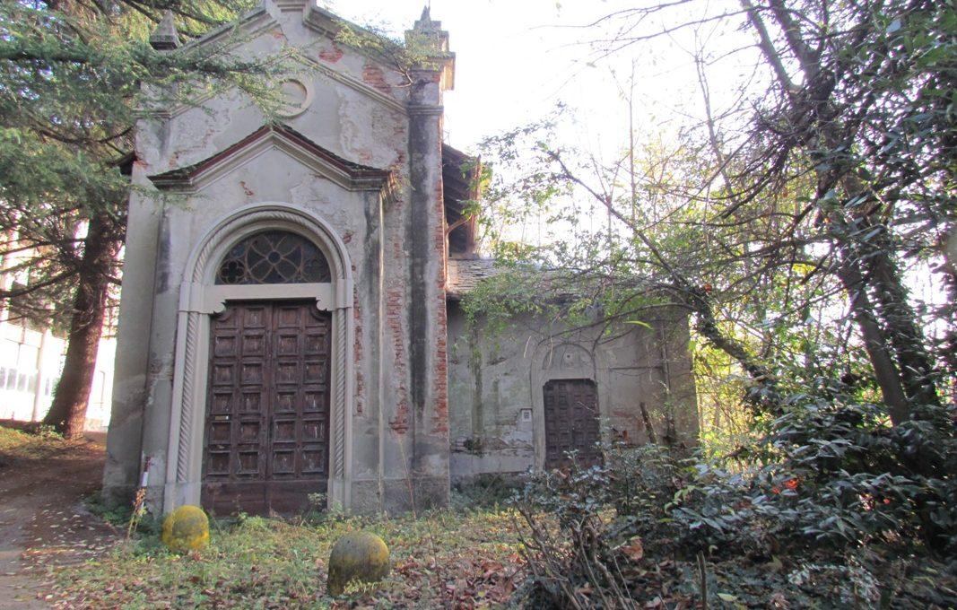 chiesetta ex sanatorio sant'anna