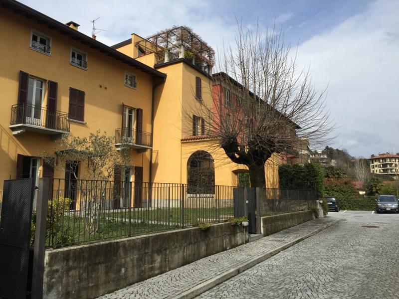 Como Attico in vendita zona Villa Olmo
