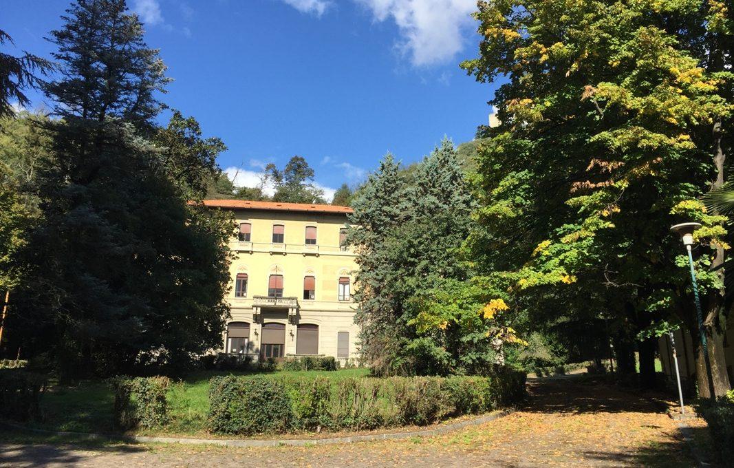 parco ex sanatorio Sant'Anna
