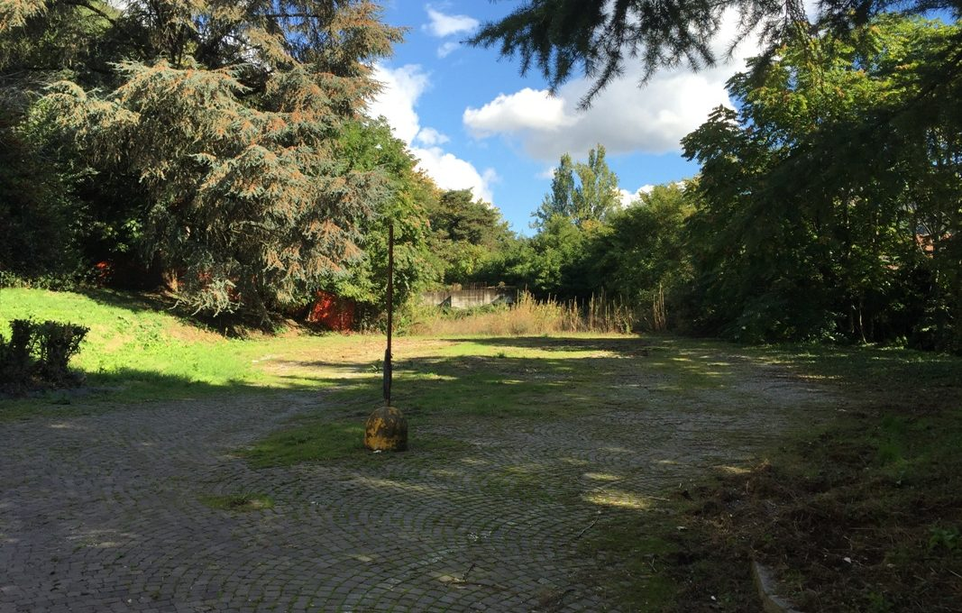 parco ex sanatorio Como