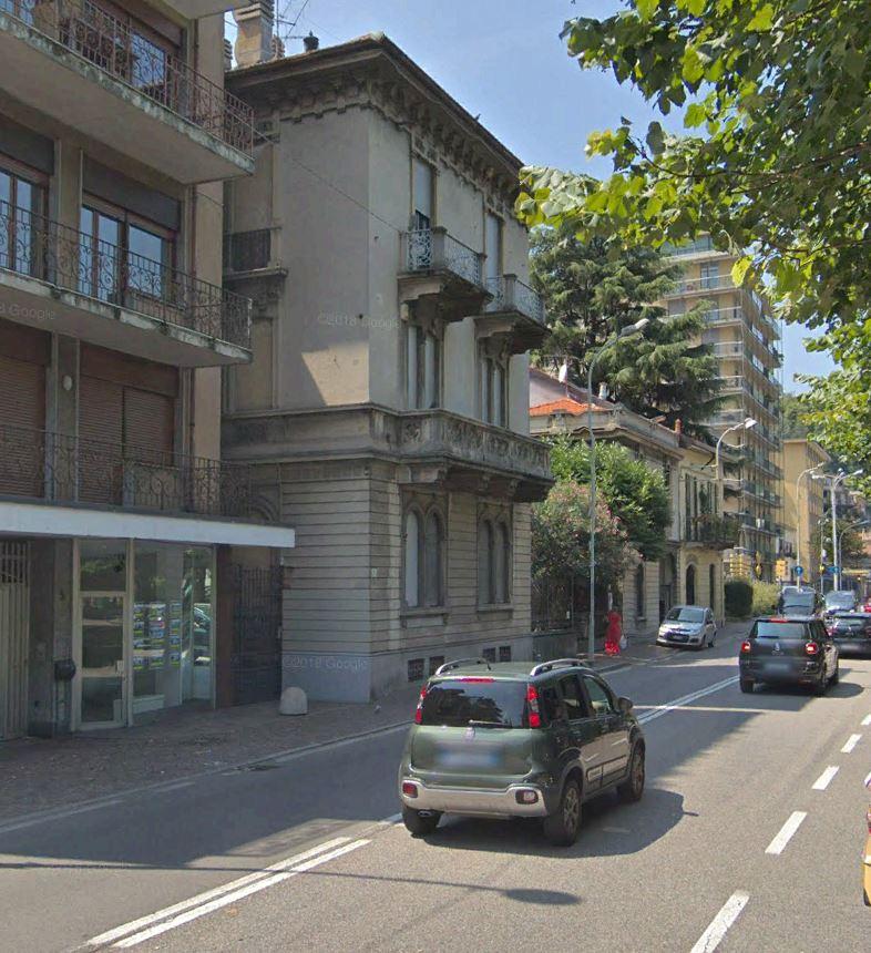 Como ufficio in locazione o vendita in viale Rosselli