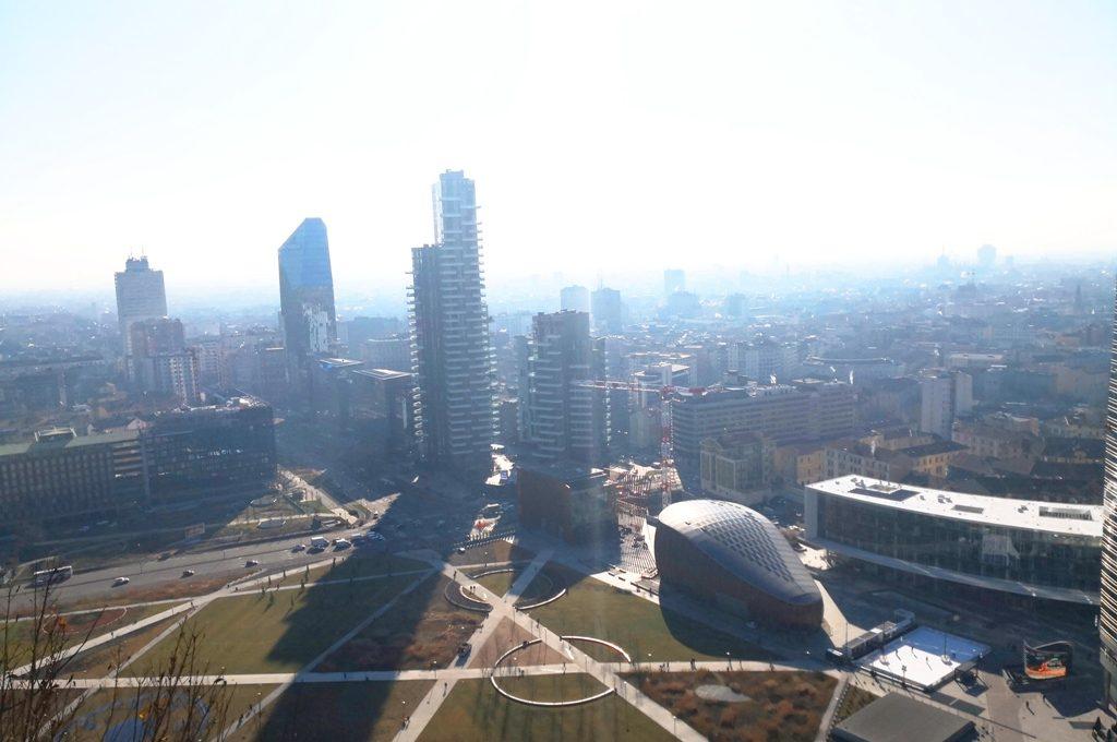 Prestigioso attico Bosco Verticale Milano Luxury, Vendita