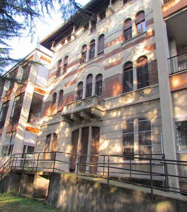 Ex sanatorio edificio