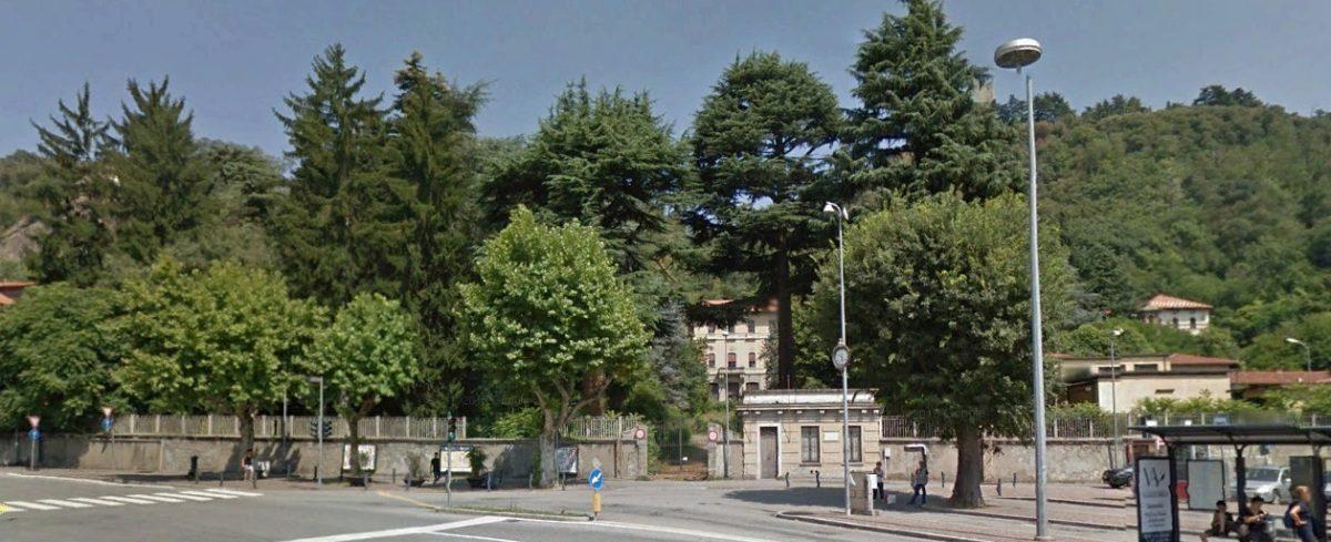 Piazza Ca'Merlata veduta dell'unità immobiliare