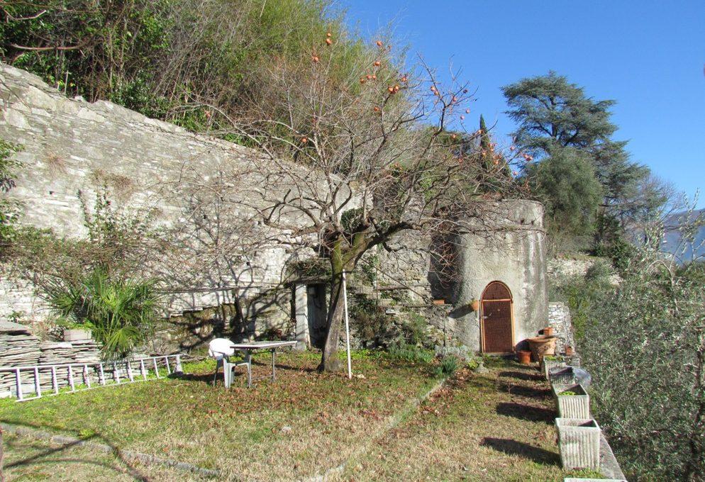 terrazzamenti della proprietà in vendita a Moltrasio