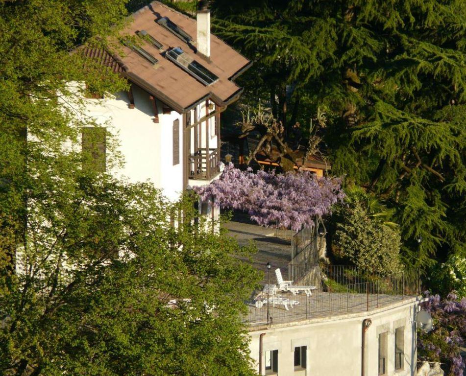 Brunate Como Villa vistalago