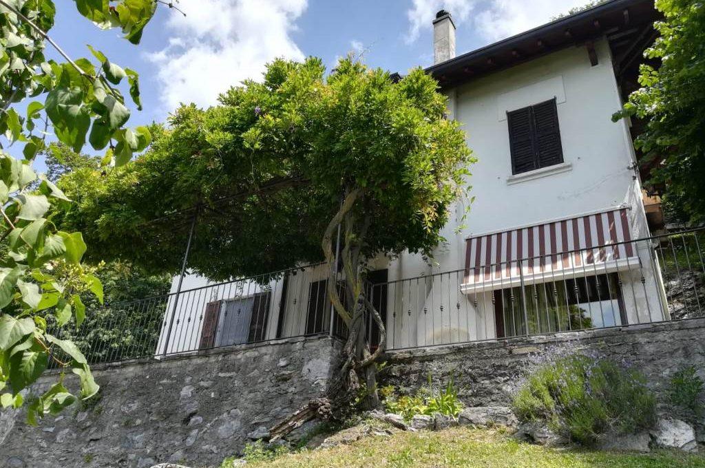 villa in vendita Brunate