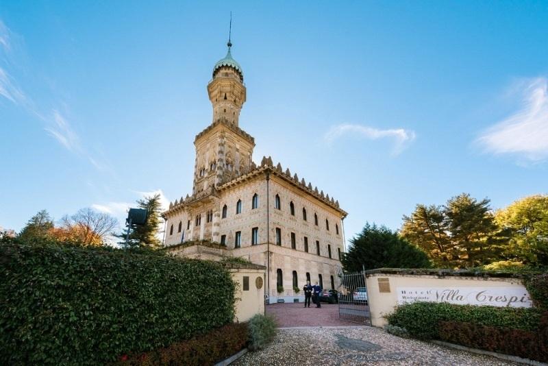 villa crespi orta san giulio hotel and restaurant