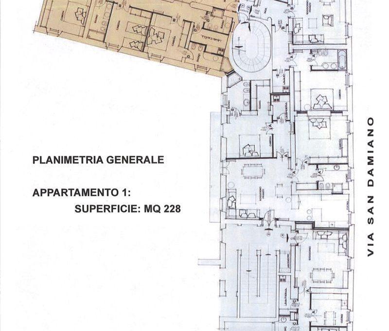 planimetria appartamento 1