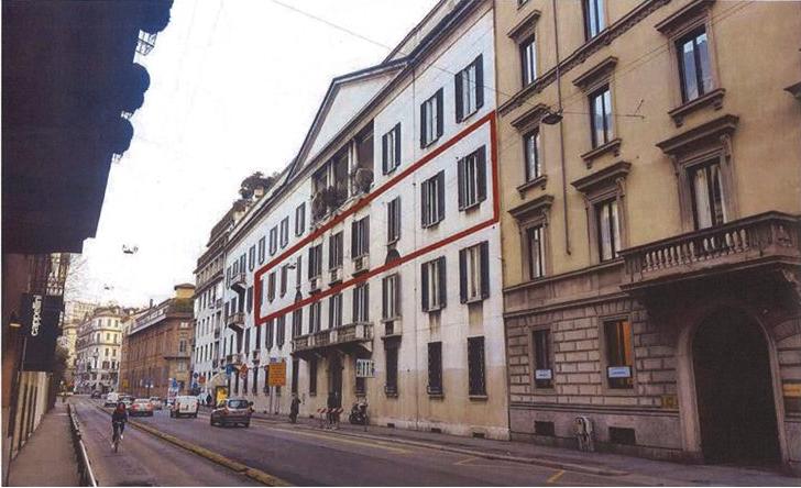 Appartamenti in vendita Milano san babila