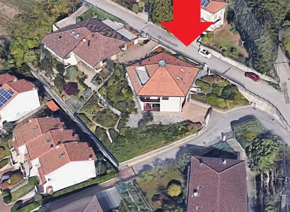 Villa San Fermo in vendita