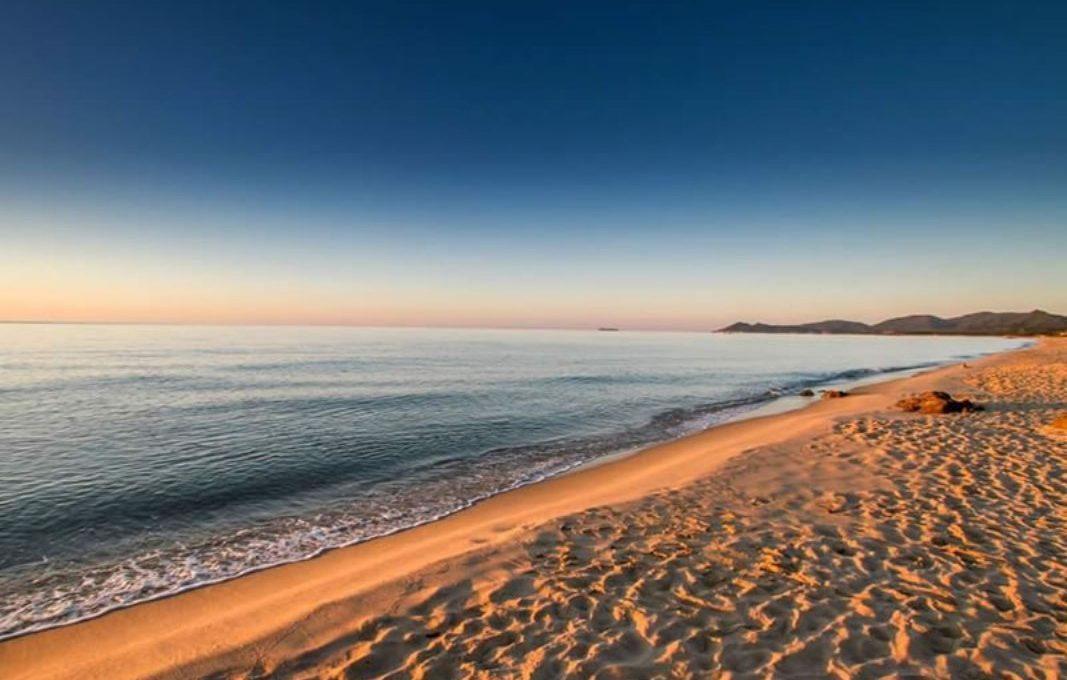 Sardegna incantevole spiaggia