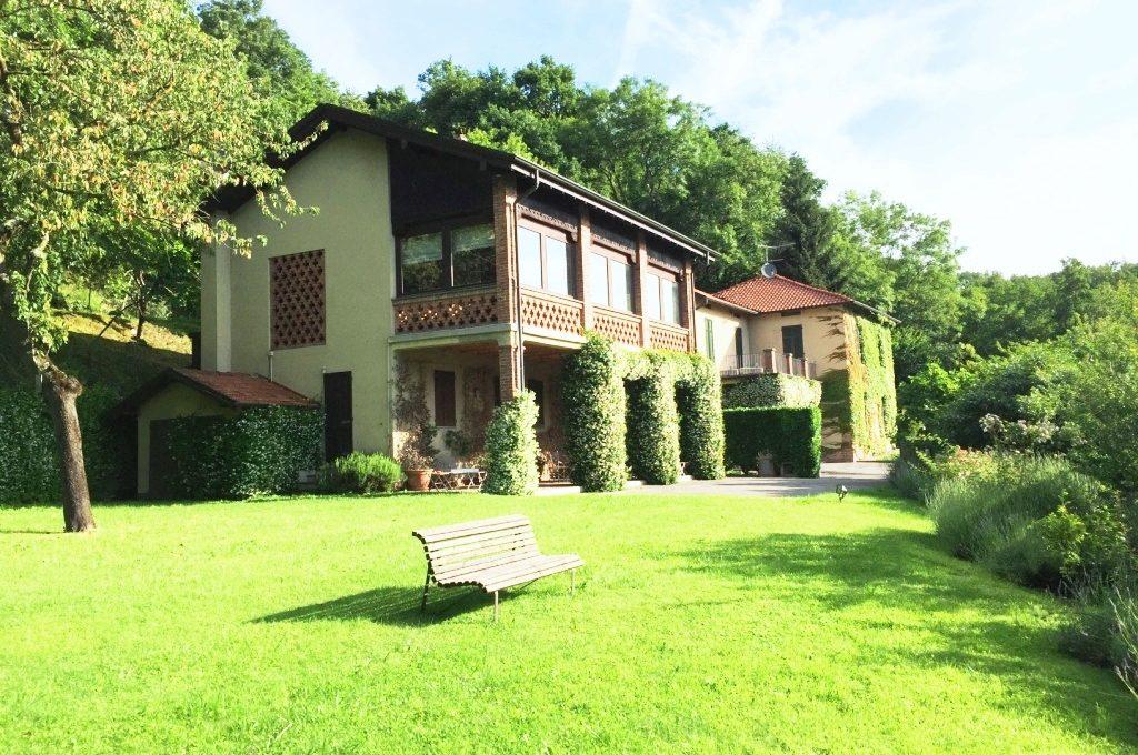 Villa giardinocomo vista lago