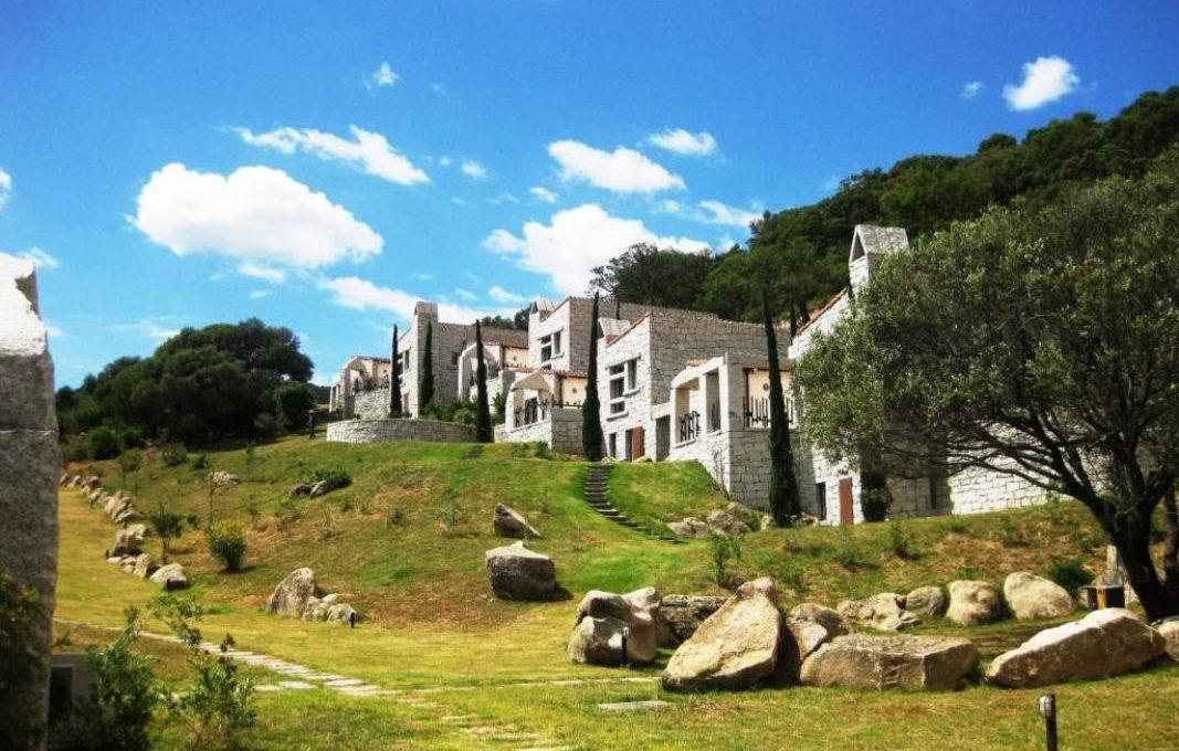 villa sardegna Castadias