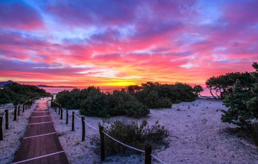 spiaggia castadias