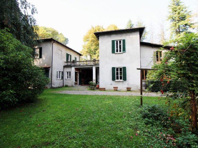 Villa Lurate Caccivio facciata villa lurate caccivio
