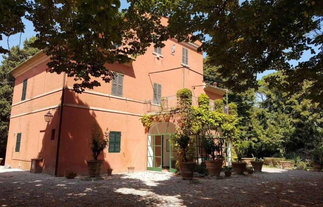 villa storica jesi