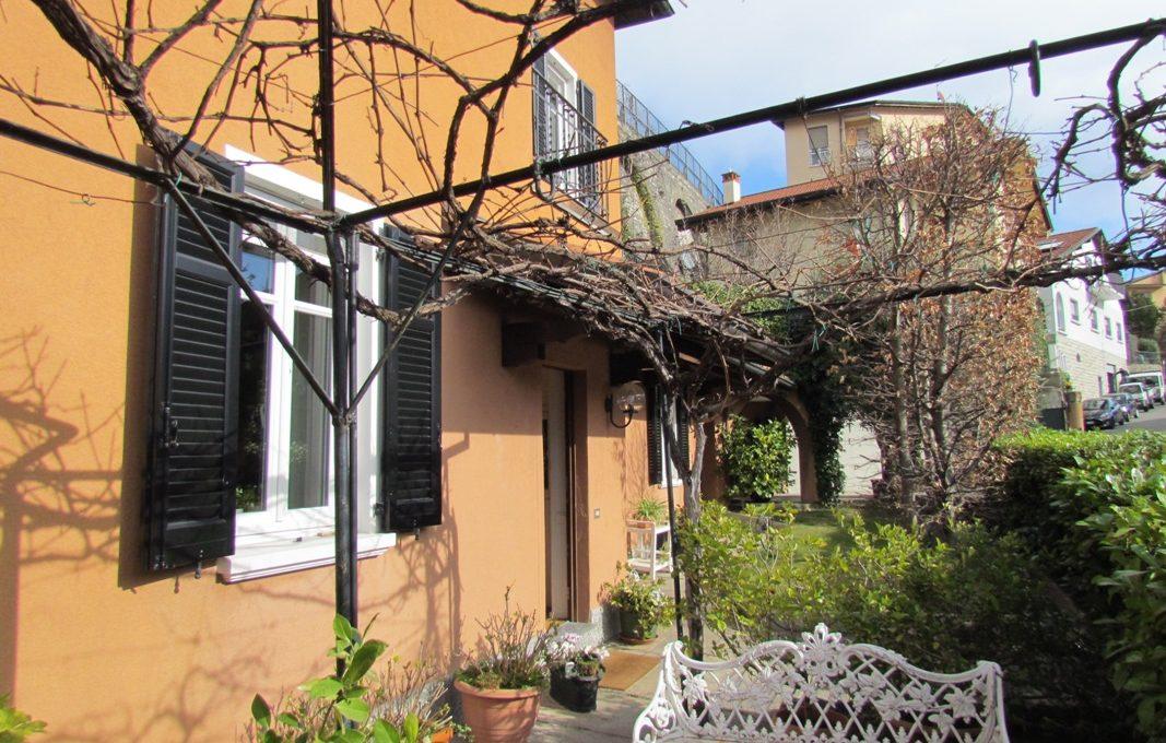 veranda esterna per cene e pranzi