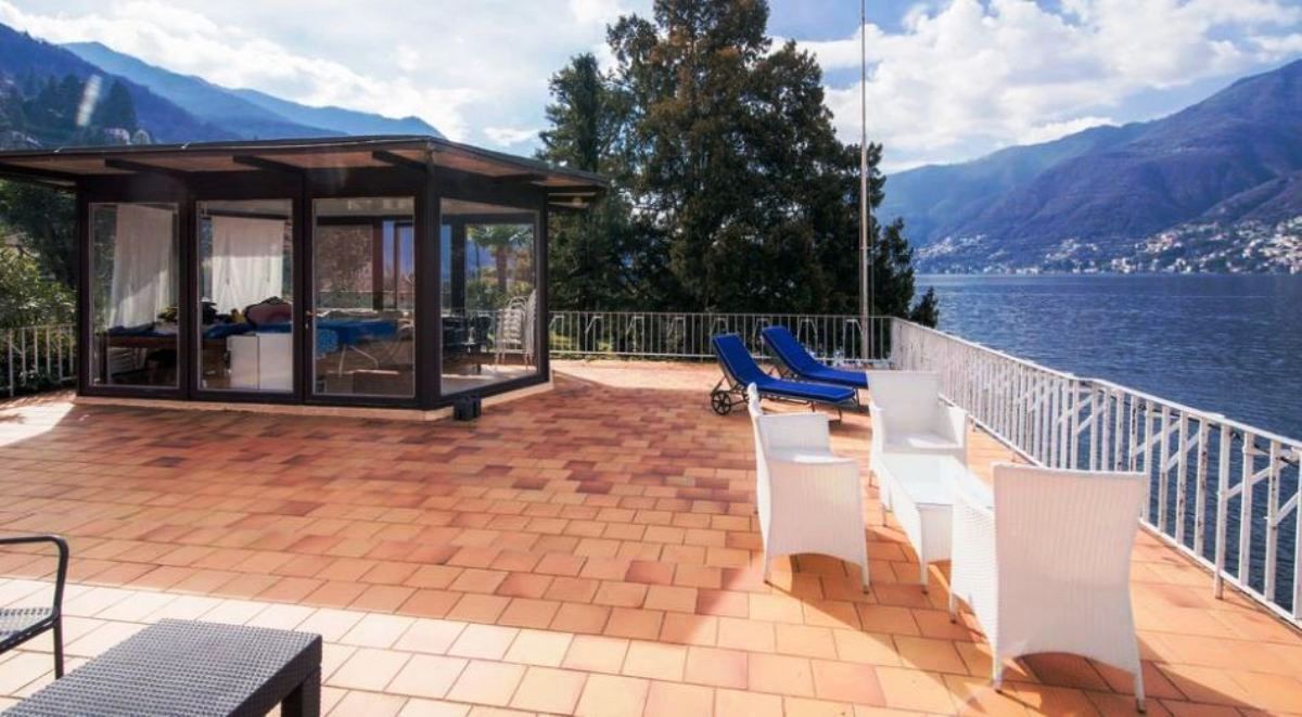 Como Lake villa in Faggeto (4)