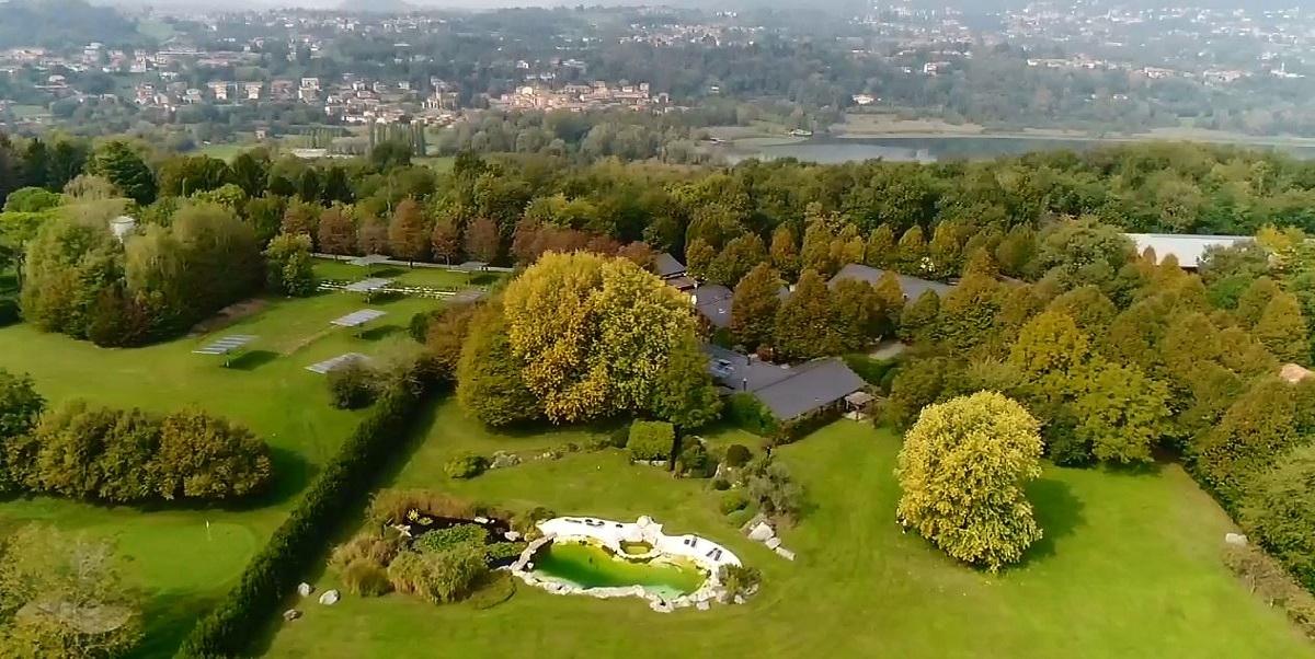 Prestigiosa proprietà in vendita nella verde Brianza