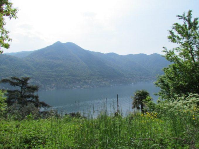 Moltrasio villa vista lago da ristrutturare