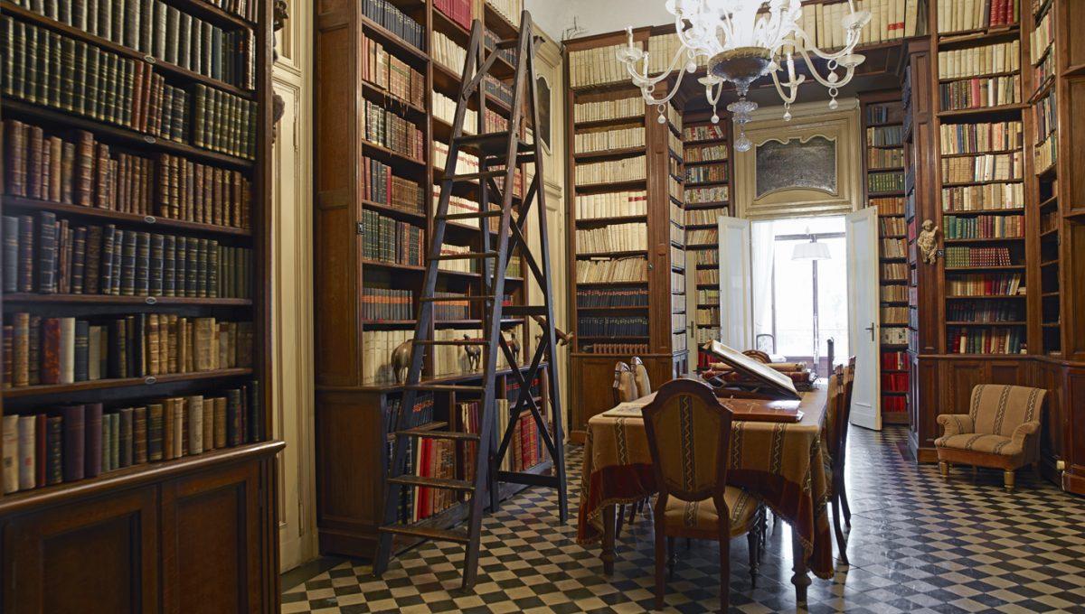 biblioteca dettaglio