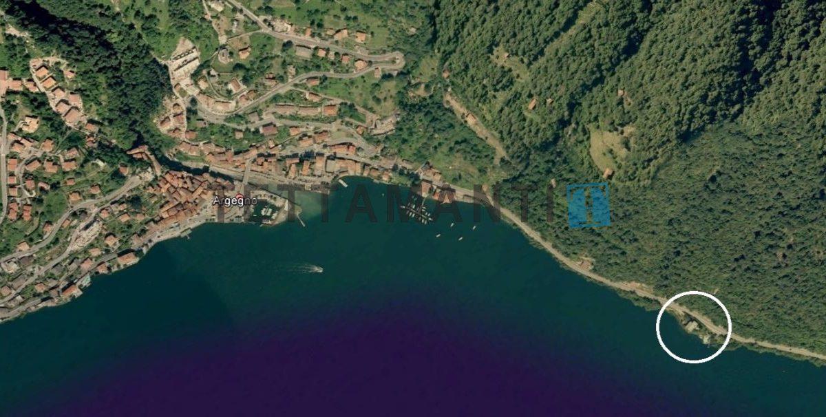 Lago di Como Argegno Villa in vendita