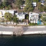villa con incantevole vista lago