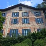 Faggeto Lemna Villa con ampio Parco