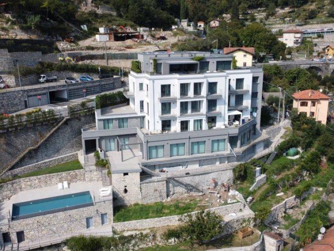 Locazione appartamento lusso Como