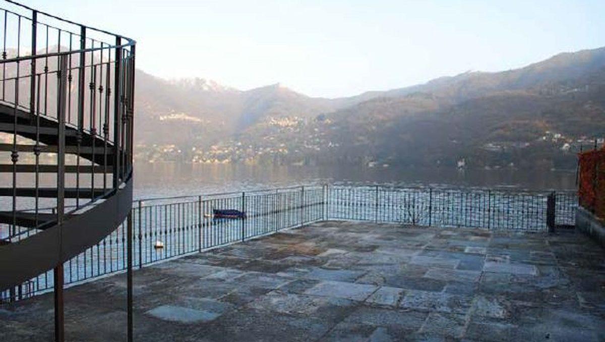terrazza a lago